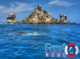 Los Ahorcados islets Day tour